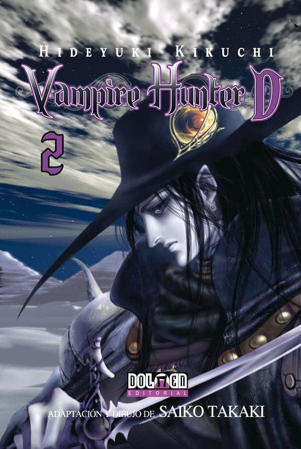 VAMPIRE HUNTER D 02 (COMIC)