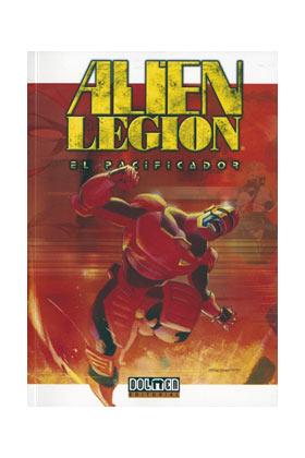 ALIEN LEGION 03. EL PACIFICADOR