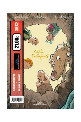 PACK DE PONENT 01. EL CODIGO DEL CIEMPIES + LA FAMILIA DE HUGO