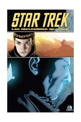 STAR TREK: LAS REFLEXIONES DE SPOCK (COMIC)