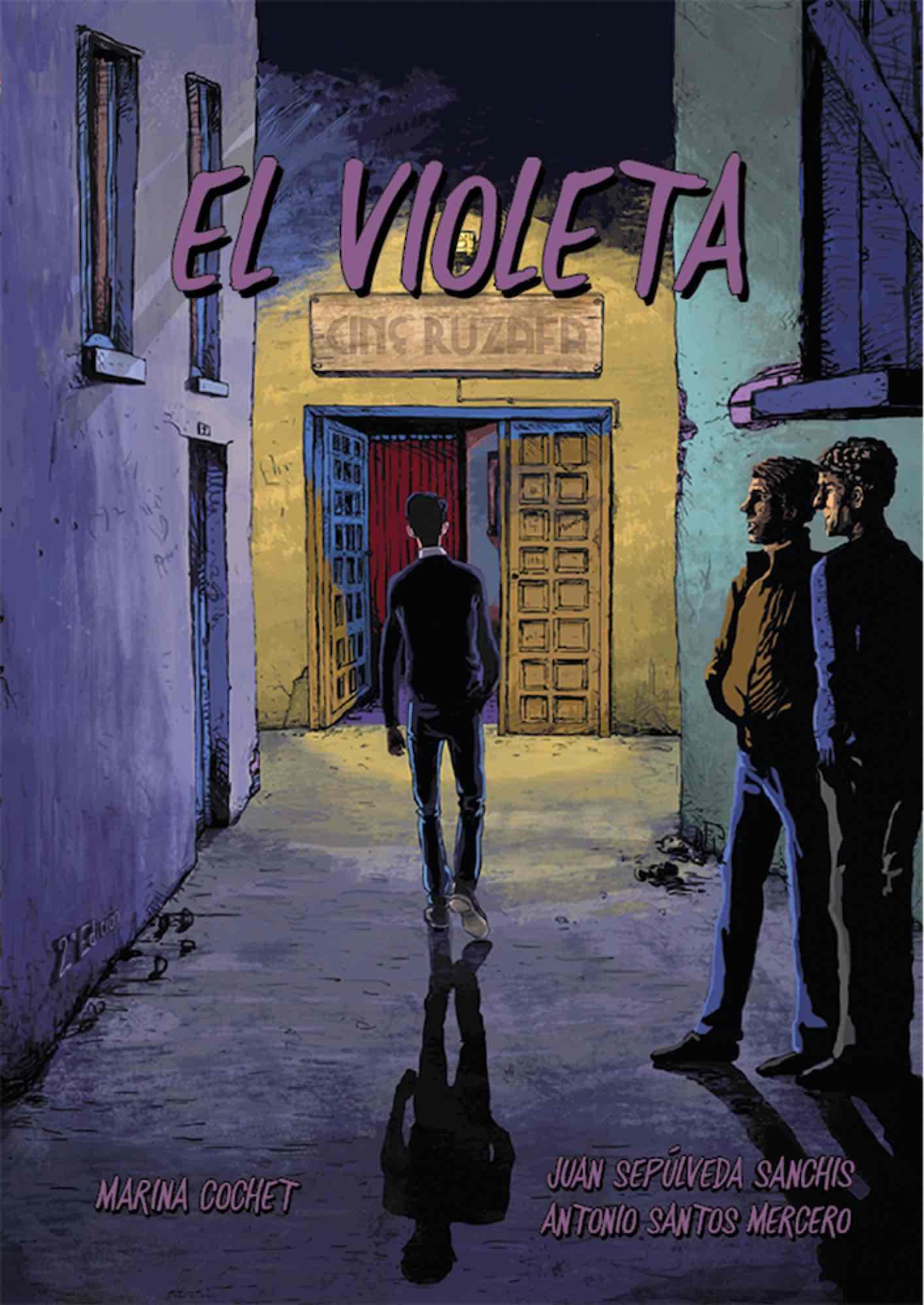 EL VIOLETA (CARTONE)