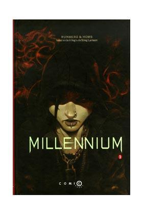 MILLENIUM 01. ELS HOMES QUE NO ESTIMAVEN LES DONES  (CATALAN)