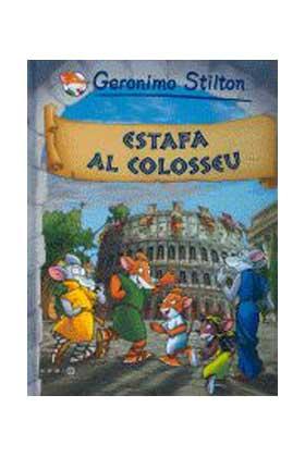 GERONIMO STILTON 02. ESTAFA AL COLOSSEU (CATALAN)