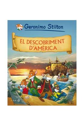 GERONIMO STILTON 01. EL DESCOBRIMENT DAMERICA (CATALAN)