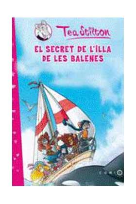 TEA STILTON 01. EL SECRET DE L'ILLA DE LES BALENES (CATALAN)