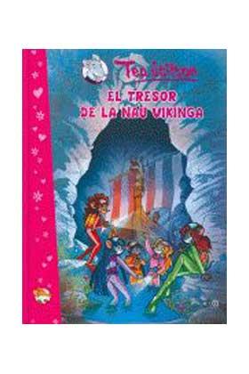 TEA STILTON 03. EL TRESOR DE LA NAU VIKINGA (CATALAN)
