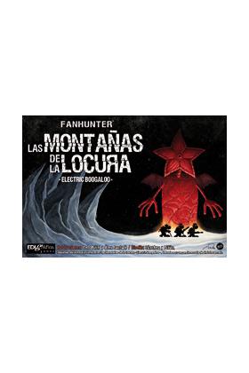 FANHUNTER - LAS MONTAÑAS DE LA LOCURA