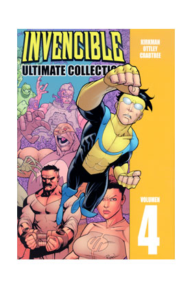 INVENCIBLE ULTIMATE COLLECTION VOL. 04