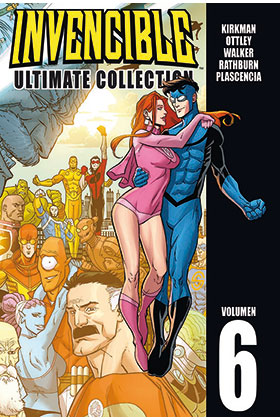 INVENCIBLE ULTIMATE COLLECTION VOL. 06