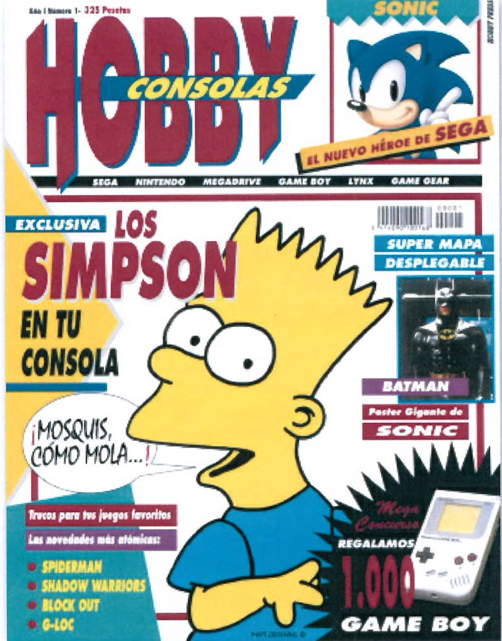 ¡MOSQUIS COMO MOLA! LA HISTORIA DE HOBBY CONSOLAS 1991-2001