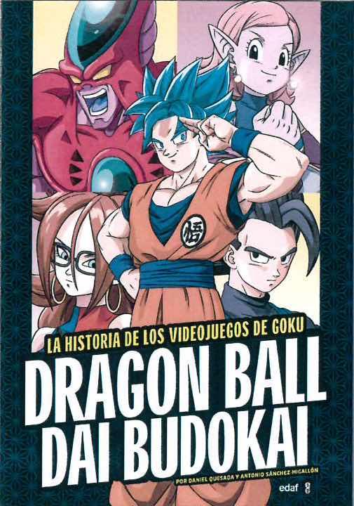 DRAGON BALL DAI BUDOKAI. LA HISTORIA DE LOS VIDEOJUEGOS DE GOKU
