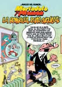 MAGOS HUMOR 149: LA BOMBILLA... CHAO, CHIQUILLA! (MORTADELO Y FILEMON)