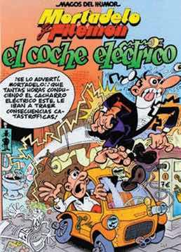 MAGOS HUMOR 155: EL COCHE ELECTRICO
