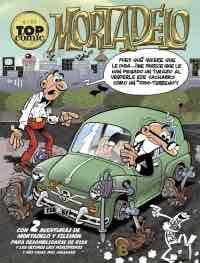 TOP COMIC MORTADELO 61. EL BRUJO / EL HUERTO SINIESTRO
