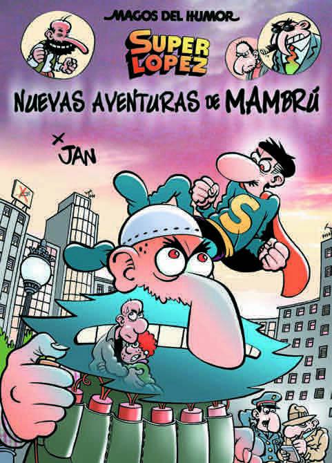 MAGOS HUMOR 187: NUEVAS AVENTURAS DE MAMBRU (SUPERLOPEZ)