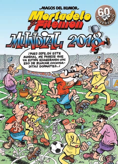 MAGOS HUMOR 188: MUNDIAL 2018