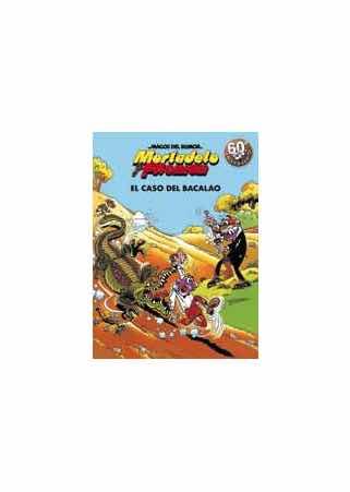 MAGOS HUMOR: EL CASO DEL BACALAO (MORTADELO Y FILEMON)