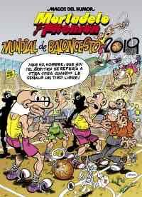 MAGOS DEL HUMOR 200: MUNDIAL DE BALONCESTO 2019 (MORTADELO Y FILEMON)
