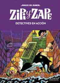 MAGOS DEL HUMOR 16 ZIPI Y ZAPE. DETECTIVES EN ACCION