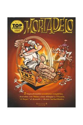 TOP COMIC MORTADELO 03