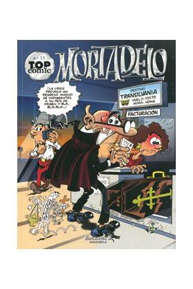 TOP COMIC MORTADELO 33
