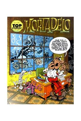 TOP COMIC MORTADELO 36