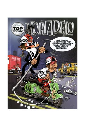 TOP COMIC MORTADELO 40