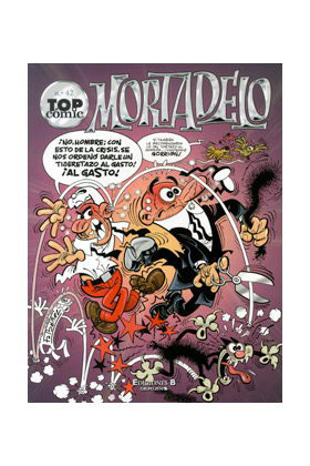 TOP COMIC MORTADELO 42. CHERNOBIL, QUE CUCHITRIL!