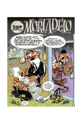 TOP COMIC MORTADELO 45. VALOR Y ...¡AL TORO!