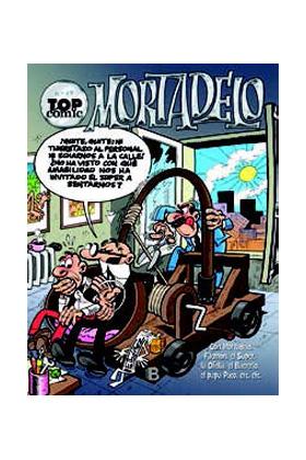 TOP COMIC MORTADELO 49. LOS MERCENARIOS