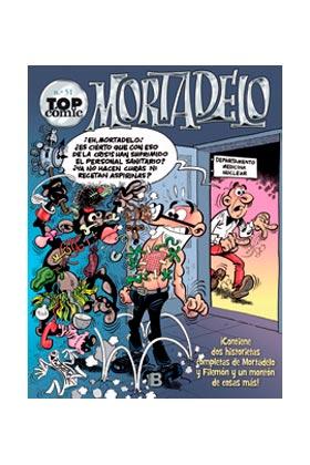 TOP COMIC MORTADELO 51: CHAPEAU, EL ESMIRRIAU