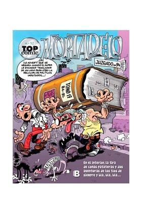 TOP COMIC MORTADELO 52: EL COCHE ELECTRICO