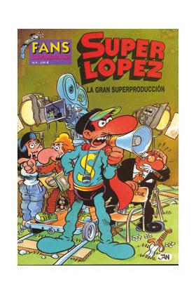 SUPERLOPEZ FANS 09: LA GRAN SUPERPRODUCCION