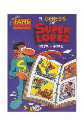 SUPERLOPEZ FANS 13: EL GENESIS DE SUPERLOPEZ