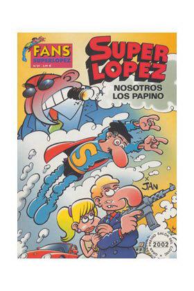 SUPERLOPEZ FANS 39: NOSOTROS LOS PAPINO