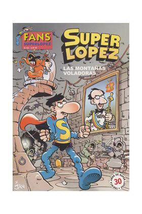 SUPERLOPEZ FANS 43: MONTAÑAS VOLADORAS