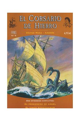 FANS CORSARIO DE HIERRO 05: EL PRISIONERO DE ARGEL - EL CIRCO BAMBADABUM