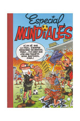 SH MORTADELO 09: ESPECIAL MUNDIALES