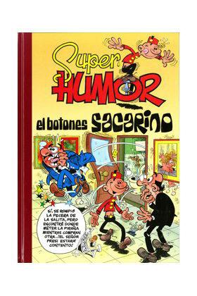 SH MORTADELO 45: EL BOTONES SACARINO