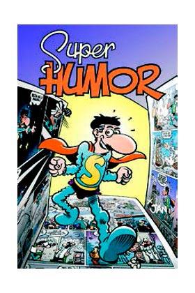 SUPER HUMOR SUPERLOPEZ 15. LOS RECORTAPLANETAS