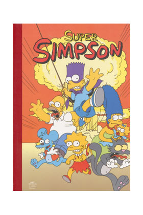 SUPER HUMOR SIMPSON 01. ASOMBROSO Y GIGANTESCO HOMER