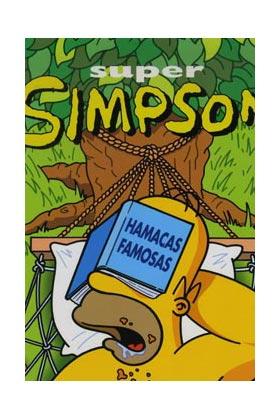 SUPER HUMOR SIMPSON 15. HAMACAS FAMOSAS