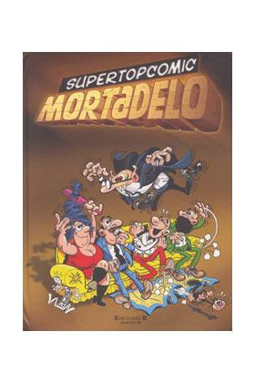 SUPER TOP COMIC MORTADELO 01