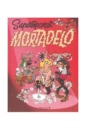 SUPER TOP COMIC MORTADELO 03
