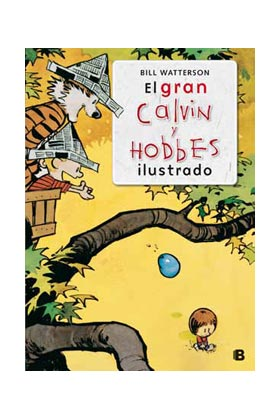 SUPER CALVIN Y HOBBES 05. EL GRAN CALVIN Y HOBBES ILUSTRADO
