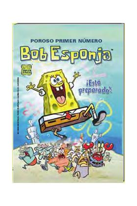 BOB ESPONJA 01. ¡ESTA PREPARADO!