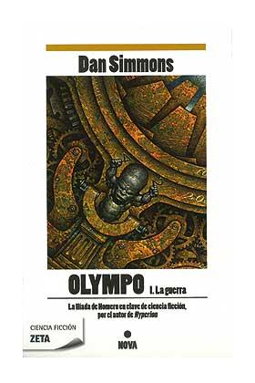 OLYMPO I: LA GUERRA (ZETA) (COL.NOVA)