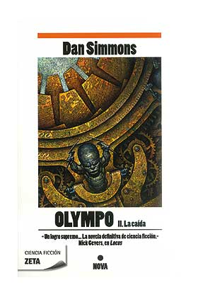 OLYMPO II: LA CAIDA (ZETA) (COL.NOVA)