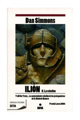 ILION 2. LA REBELION  (ZETA BOLSILLO) (NOVA)