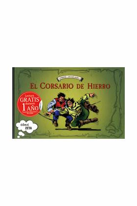 EL CORSARIO DE HIERRO 01 (ZETABOLSILLO 107)